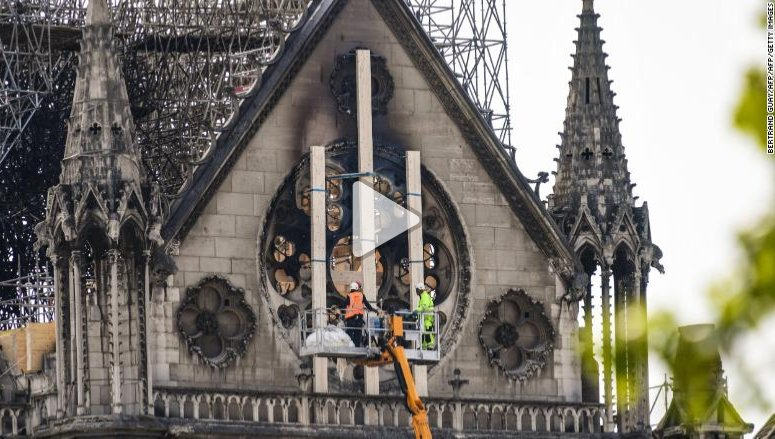 video of Notre Dame