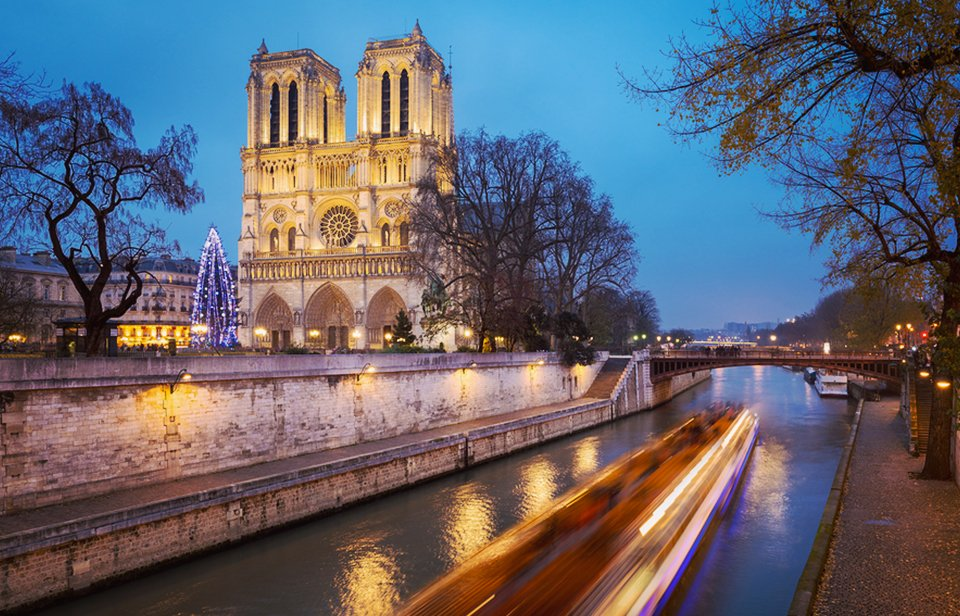 New Year at Notre Dame